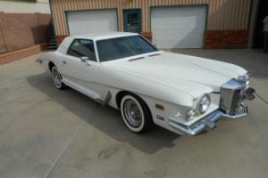 1974 Other Makes Stutz Blackhawk