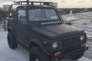 1988 Suzuki Samurai Photo