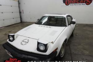 1980 Triumph TR7 Runs Drives Body Inter VGood 5 Spd for Sale