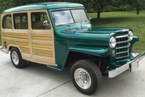 1950 Willys WAGON