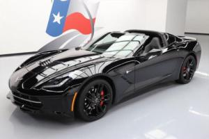 2015 Chevrolet Corvette STINGRAY 2LT 7-SPEED NAV HUD
