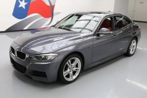 2014 BMW 3-Series 335I AUTO M SPORT TURBO SUNROOF BLUETOOTH