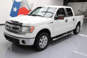 2013 Ford F-150 XLT CREW 5.0 TEXAS ED LEATHER 6PASS