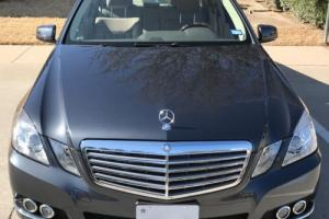 2010 Mercedes-Benz E-Class 550 Luxury