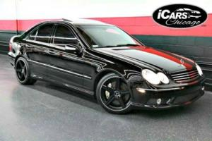 2005 Mercedes-Benz C-Class AMG 4dr Sedan Photo