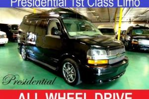 2014 Chevrolet Other Pickups Presidential  Limo