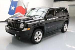 2013 Jeep Patriot SPORT AUTO CRUISE CTRL ALLOYS
