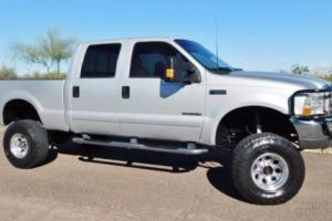 2002 Ford F-250 7.3 POWERSTROKE DIESEL CREW SB LIFT CLEAN