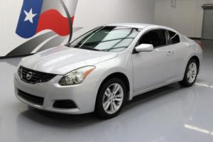 2012 Nissan Altima 2.5 S COUPE CVT CRUISE CONTROL