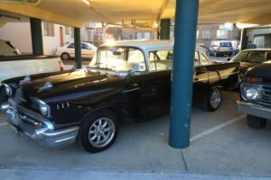 1957 Black Chevrolet - 150 RHD  ****MAKE AN OFFER****