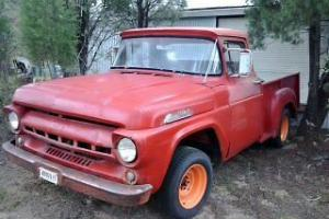 Ford f100 1957