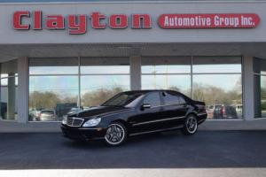 2006 Mercedes-Benz S-Class 4dr Sedan 6.0L AMG