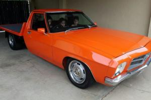 holden hq 1 tonner 308 turbo 350 9 inch LSD