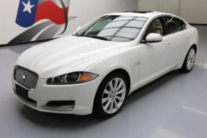 2013 Jaguar XF 3.0 SEDAN AWD SUNROOF NAV REAR CAM