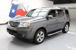 2013 Honda Pilot EX-L SUNROOF HTD LEATHER 8-PASS