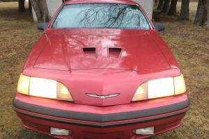 1988 Ford Thunderbird Turbo Sedan 2-Door | eBay