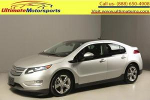 "2011 Chevrolet Volt 2011 HYBRID LEATHER HEATSEAT RCAM BOSE 17""ALLOYS"