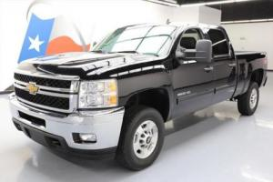 2013 Chevrolet C/K Pickup 2500 LT CREW 4X4 Z-71 LEATHER