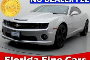 2012 Chevrolet Camaro 2dr Cpe 1SS Photo
