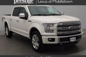 2016 Ford F-150 4WD SuperCrew 145 Platinum