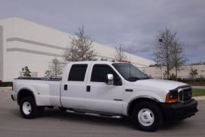 "2001 Ford F-350 Crew Cab 172"" XL"