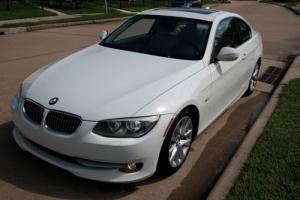2011 BMW 3 Series Coupe