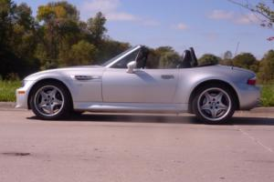 2000 BMW M Roadster & Coupe Z3 M Roadster