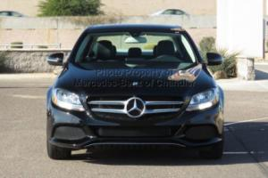 2016 Mercedes-Benz C-Class 4dr Sedan C 300 RWD