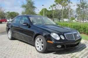 2007 Mercedes-Benz E-Class E350 4dr Sedan