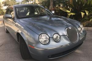 2006 Jaguar S-Type Base