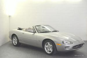 1999 Jaguar XK 2dr Convertible Photo