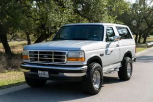 1996 Ford Bronco XLT