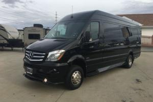 2016 Mercedes-Benz Sprinter Limo