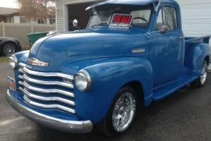 1951 Chevrolet Other Pickups Finished