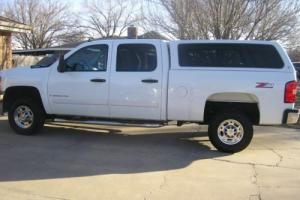 2008 Chevrolet Silverado 2500 LT Photo