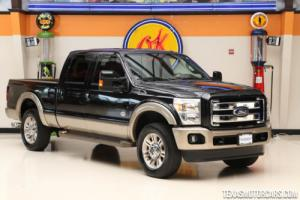 2012 Ford F-250 King Ranch 4x4