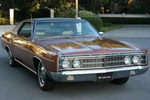 1970 Ford Galaxie 500 COUPE - 390 V-8 - A/C - 67K MILES