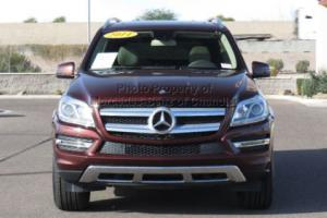 2014 Mercedes-Benz GL-Class 4MATIC 4dr GL450 Photo