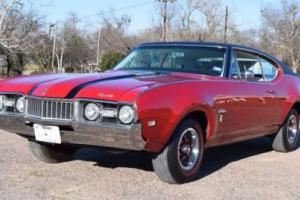 1968 Oldsmobile Cutlass Cutlass S