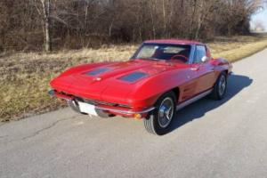 1963 Chevrolet Corvette AC, PW, PS, PW, PB