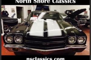 1970 Chevrolet El Camino NEW PAINT-BIG BLOCK BUILT 468-FROM FLORIDA-BIG HOR