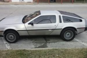1981 DeLorean DMC 12 Photo