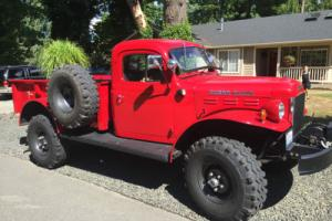 1949 Dodge Power Wagon