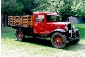 Other Makes: Durant Rugby One Ton Truck
