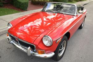1979 MG MGB Collector's See Video!!