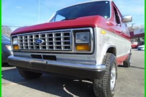 1988 Ford E-Series Van