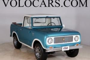 1964 International 110 Scout --