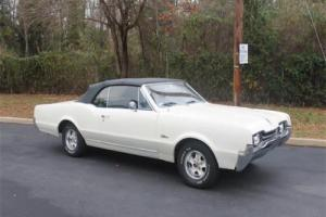 1967 Oldsmobile Cutlass Base