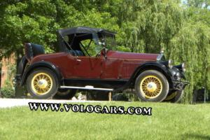 1926 Pierce Arrow Series 80 Roadster --