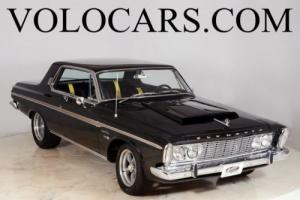 1963 Plymouth Fury -- for Sale